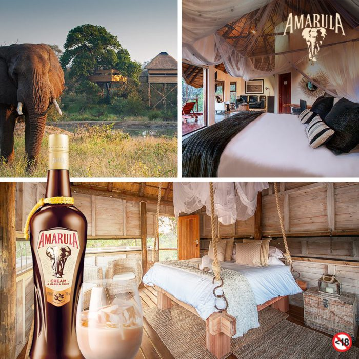 Amarula and Pondoro Game Lodge