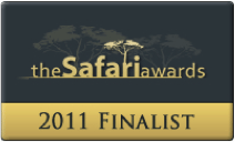 2011 Good Safari Guide Awards - Pondoro Safari Game Lodge