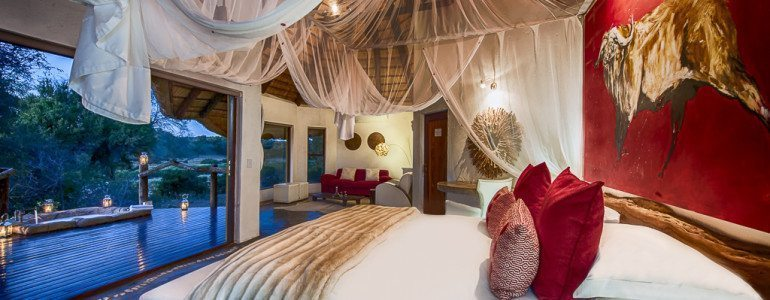 Buffalo suite Pondoro Safari Game Lodge
