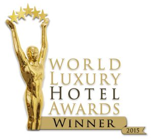 Winner World Luxury Hotel Awards 2015 Pondoro Safari Game Lodge