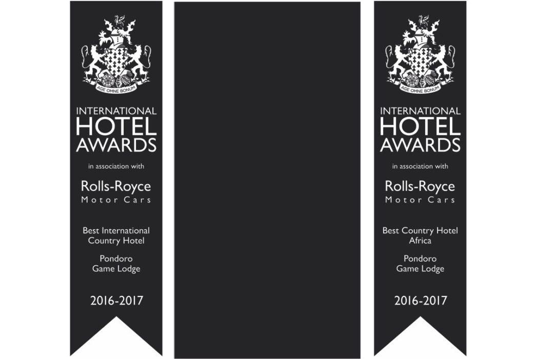 Pondoro at International Hotel Awards