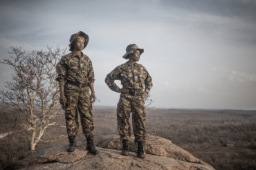 Black mamba anti-poaching unit at Pondoro