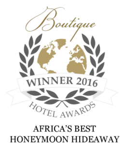 Awards Winner 2016 - Pondoro Safari Game Lodge