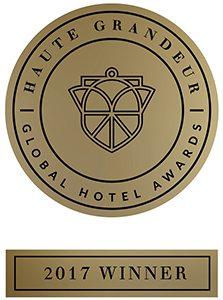 hotel awards Haute Grandeur Pondoro