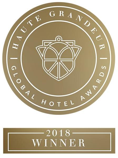 Haute Grandeur Hotel Awards - Pondoro