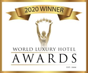 2020 World Luxury Hotel Awards Global Winner