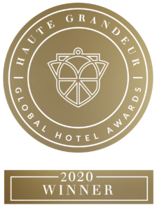 2020 Haute Grandeur Awards Global winner