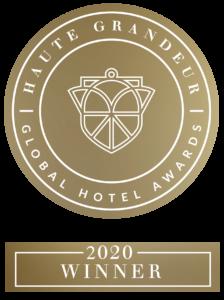 2020 Haute Grandeur Awards Global winner